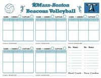 printable lineup card